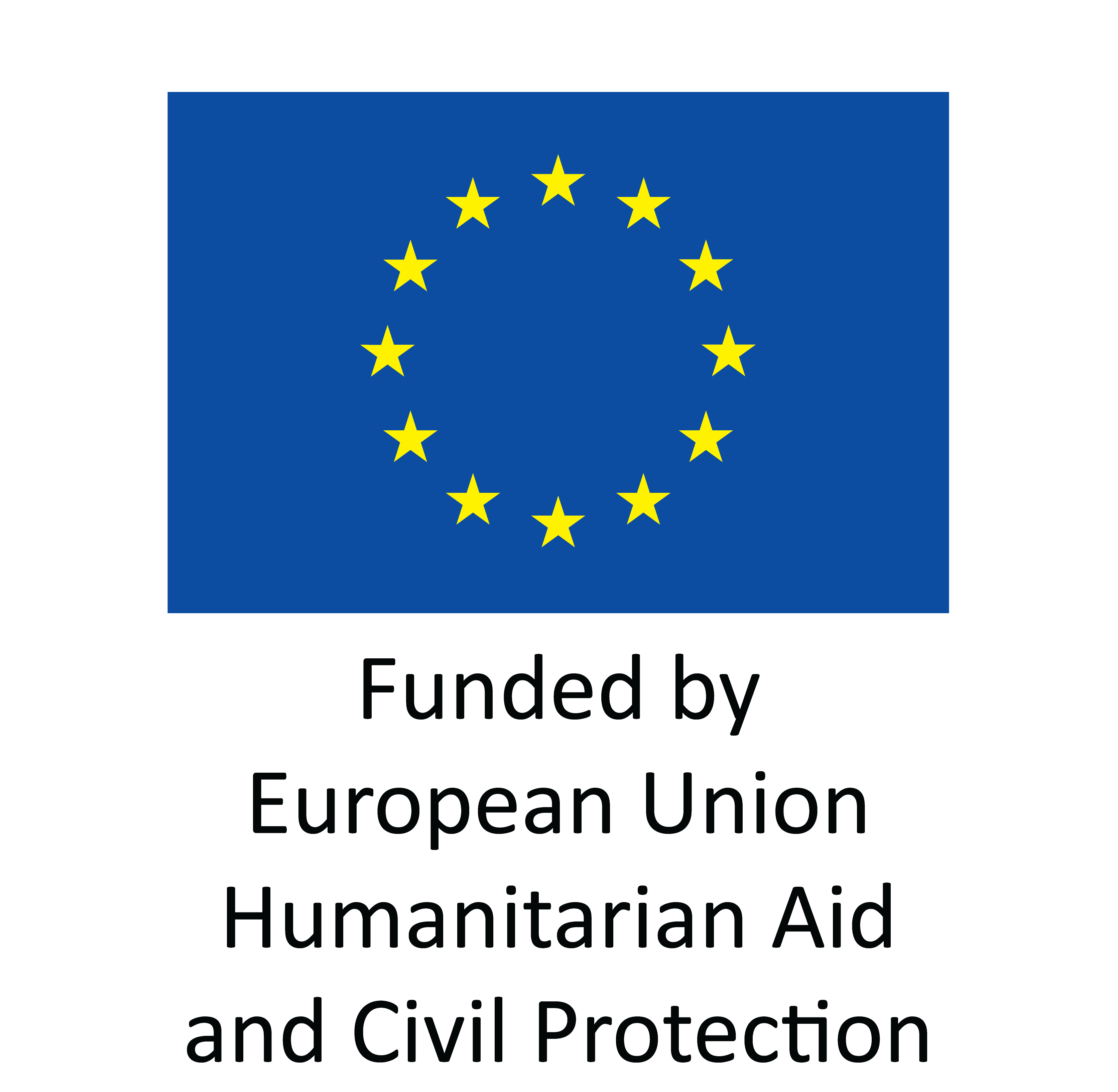 Funded by European Union Humanitarian Aid and Civil Protection